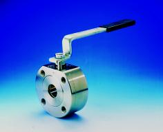 Ball valves wafer type rif. 8